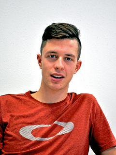 Bryam Rex, Auszubildender zum Elektroniker für Betriebstechnik
