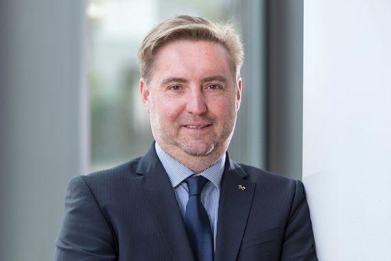 LEAG Bergbauvorstand Uwe Grosser