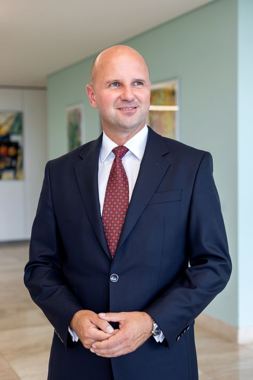 LEAG Personalvorstand Jörg Waniek