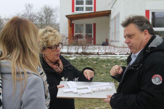 Spendenübergabe an Johanniter-Unfall-Hilfe