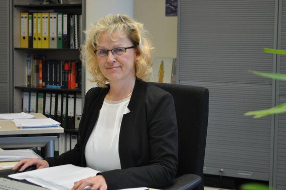 Heidi Kühn Ingenieur-Ökonom in der Kraftwerkeinsatzplanung