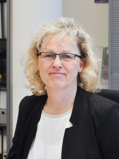 Ingenieurin Heidi Kühn ist seit 36 Jahren im Unternehmen
