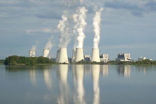 Kraftwerk Jänschwalde, Foto: Uwe Dobrig
