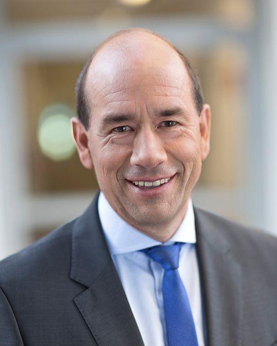 Dr. Helmar Rendez Vorstandsvorsitzender der Lausitz Energie Bergbau AG und Lausitz Energie Kraftwerke AG