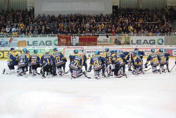 Sponsoring Eishockeyteam Lausitzer Füchse