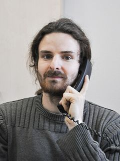 Projektleiter Digitalisierung, Jan Koltermann