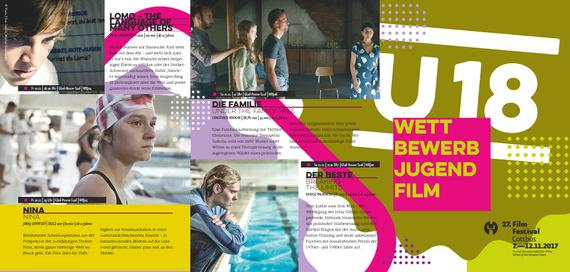 FilmFestival Cottbus, Wettbewerb Jugendfilm U 18