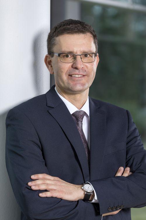 Dr. Markus Binder, Finanzvorstand