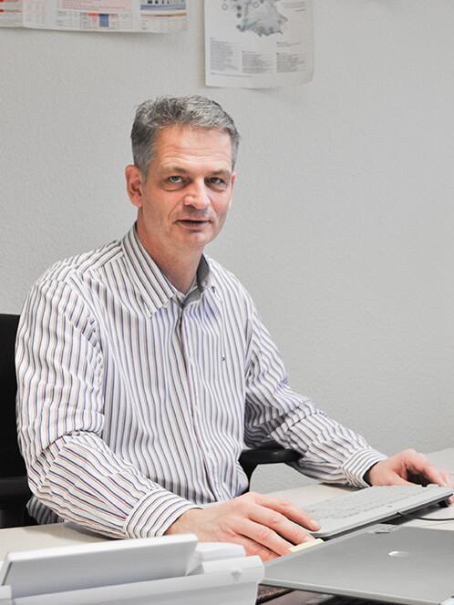 Bernd Titze, Bau-Ingenieur im Bereich Modernisierung und Effektivitätssteigerung der Kraftwerke